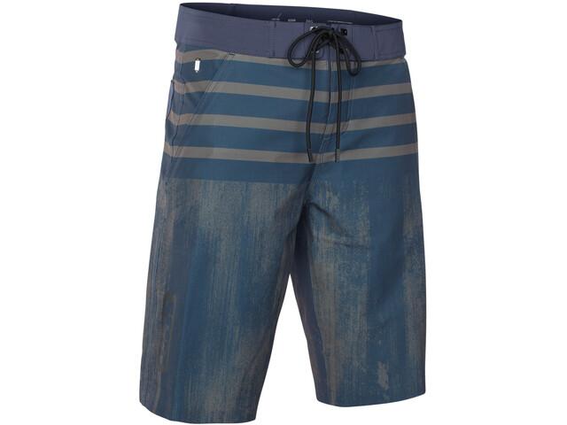 ION Seek_Amp Pantaloncini da ciclismo Uomo, blu